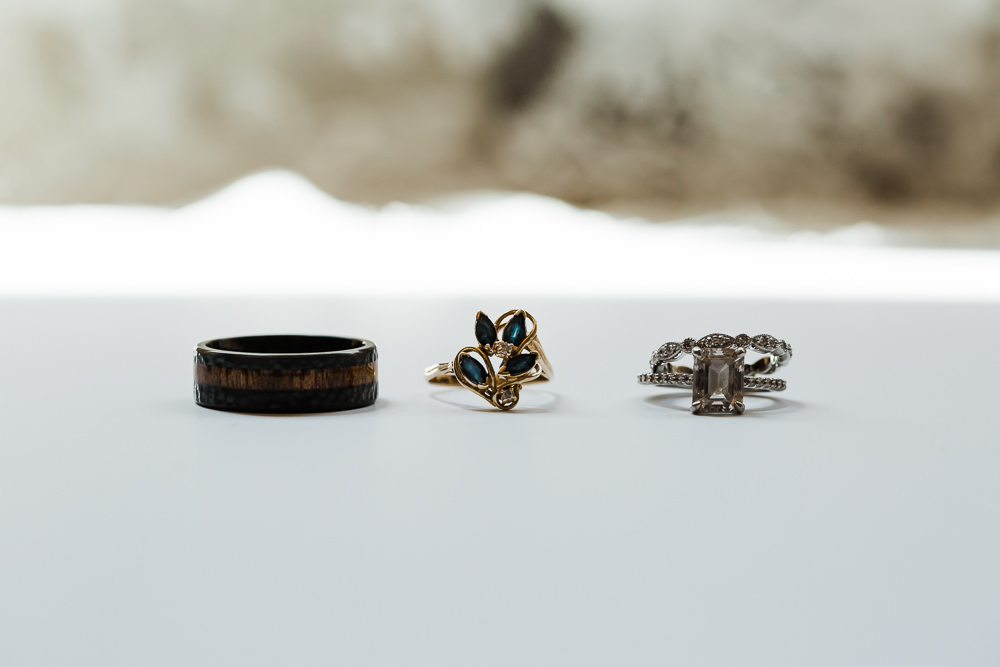Wedding Rings by Karissa Wright Productions
