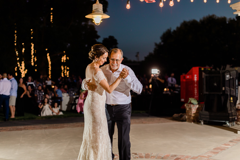 Father Daughter Dance captured by Karissa Wright Productions