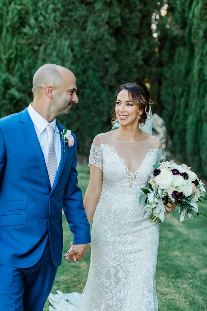 Bride Wedding Day Glow