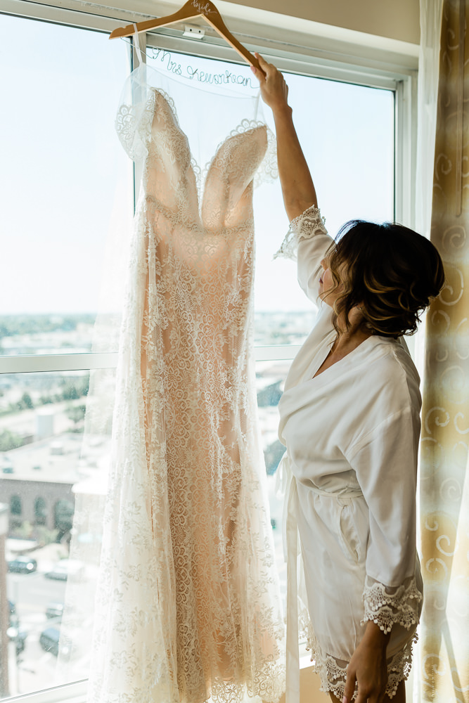 Wedding Dress by Glamour Closet in West Hollywood