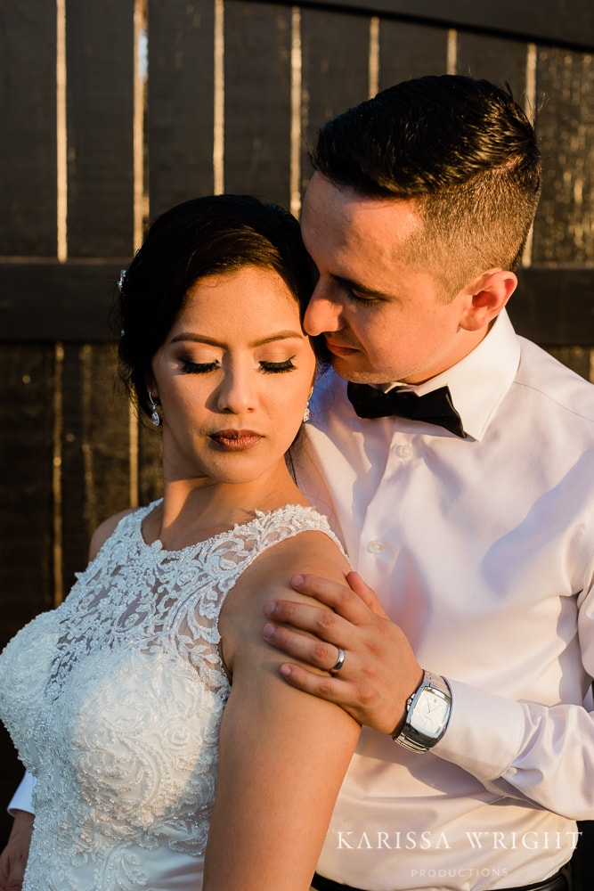 Zared and Jennifer had their wedding ceremony at St. Stanislaus in Modesto, CA and their reception at The Reata in Oakdale, CA.