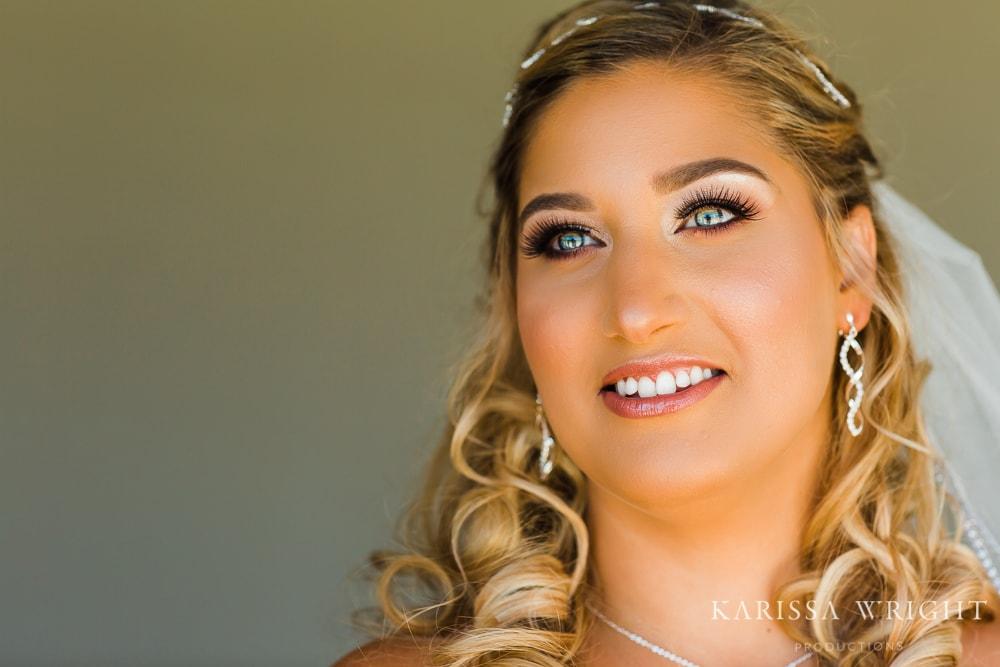 Flawless Wedding Day Makeup