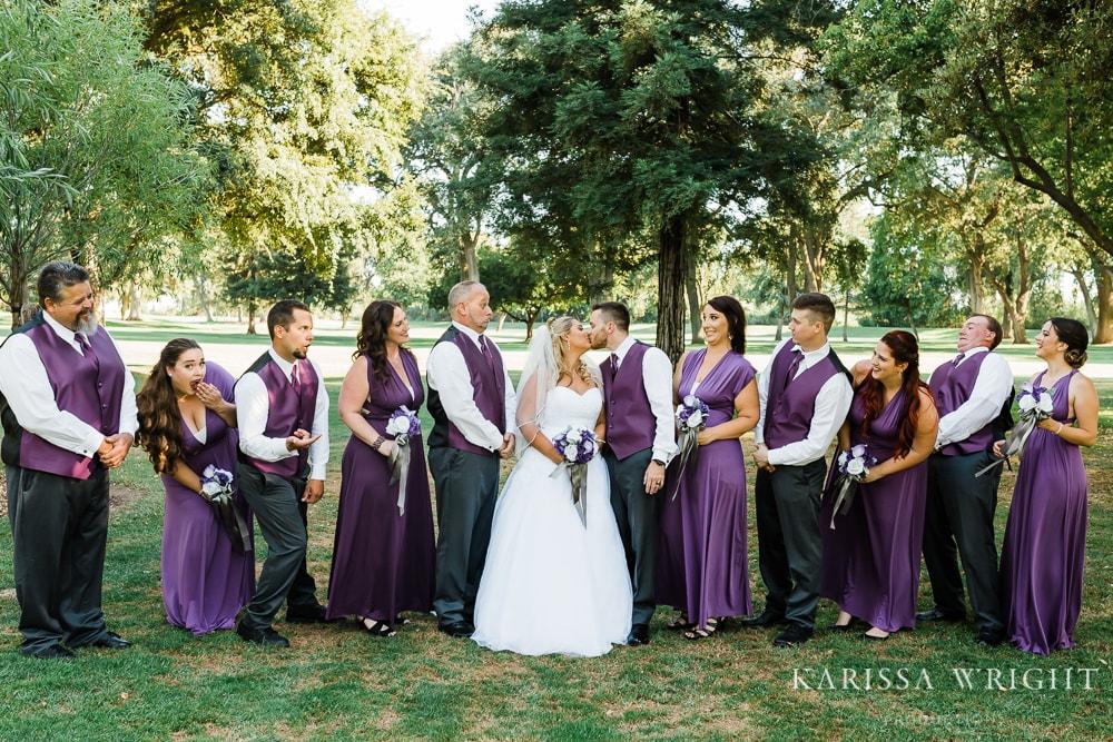 Wedding Party Members