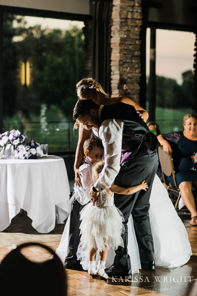 Family's First Dance