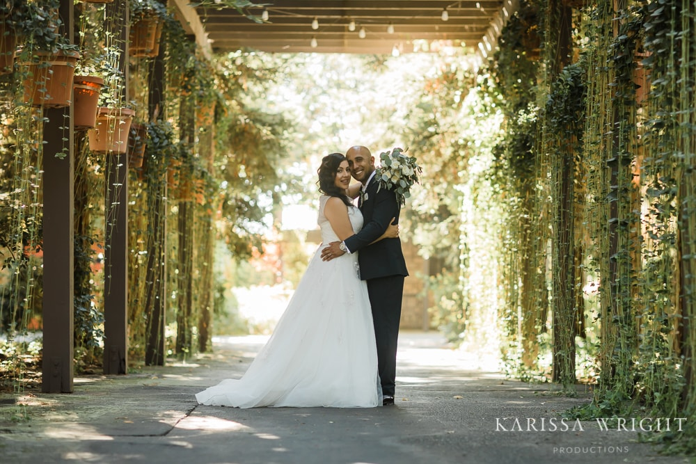 Adolfo and Claudia married 25 years ago, but decided to renew their vows and have a real wedding in Oakdale, CA near Historical Knights Ferry at the Closer to Heaven venue ran by Christian volunteers.