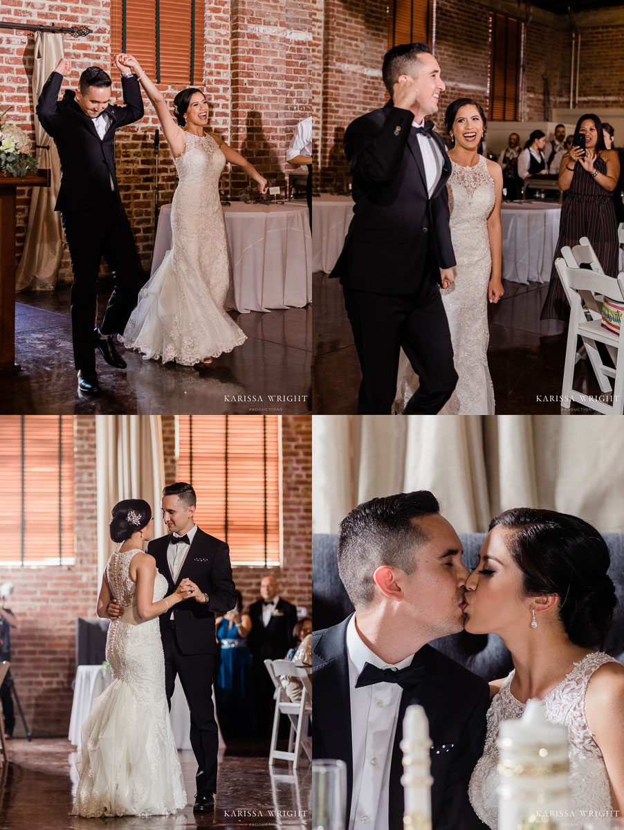 Grand Entrance and First Dance