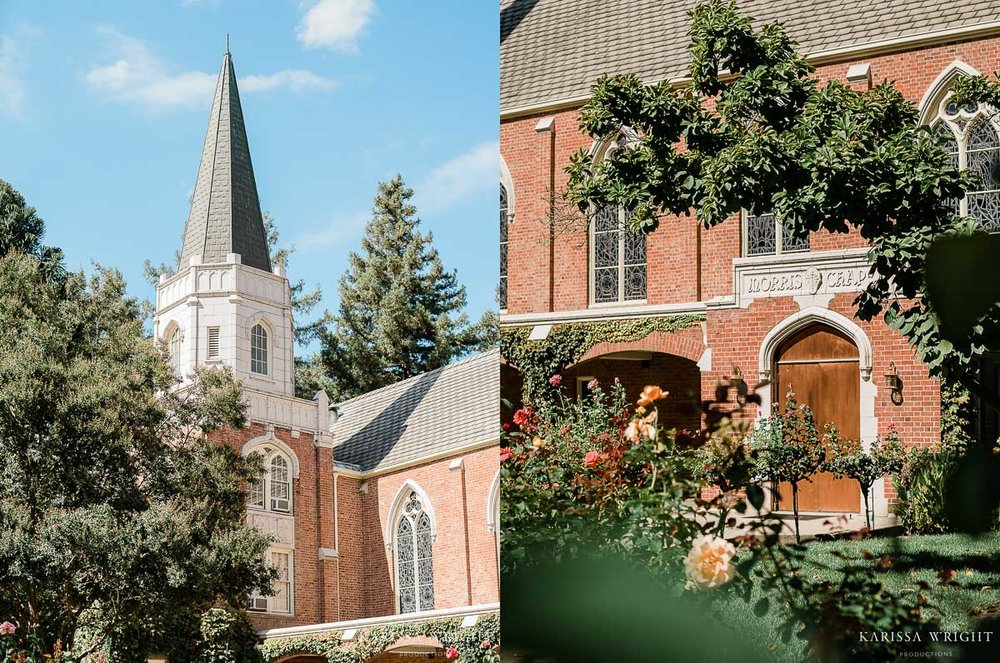 Morris Chapel in Stockton