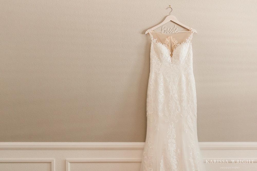 Morris Bride Chapel Dress