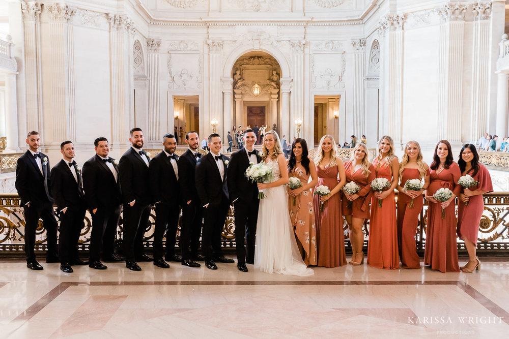 Wedding Elopement Party