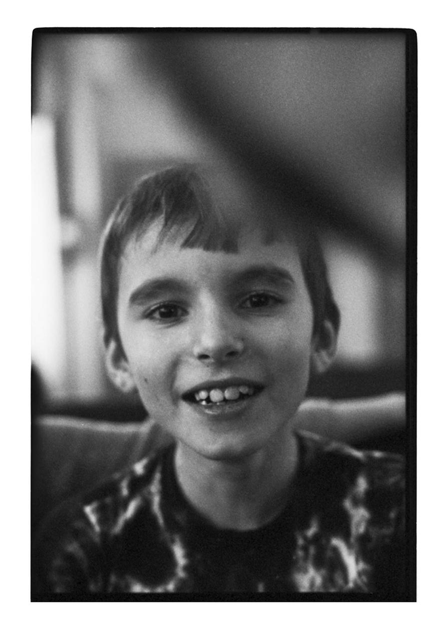 © Sam Asaert - Orphan Portrait