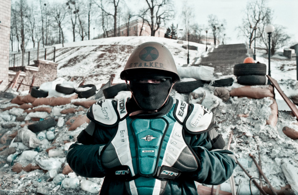 © Sam Asaert - Stalker on Maidan