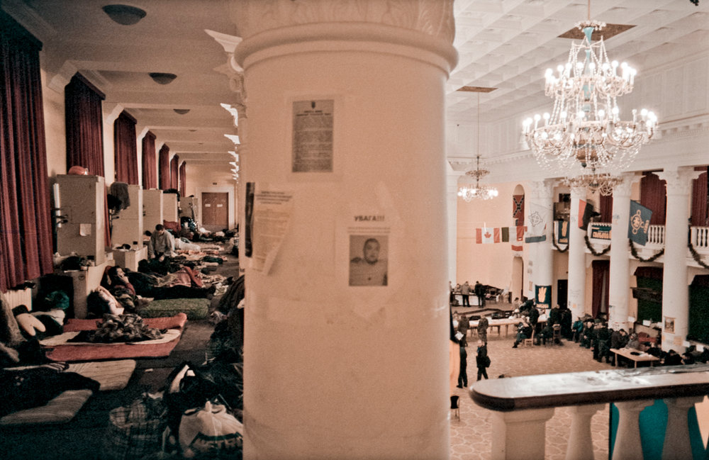 © Sam Asaert - KMDA Main Hall