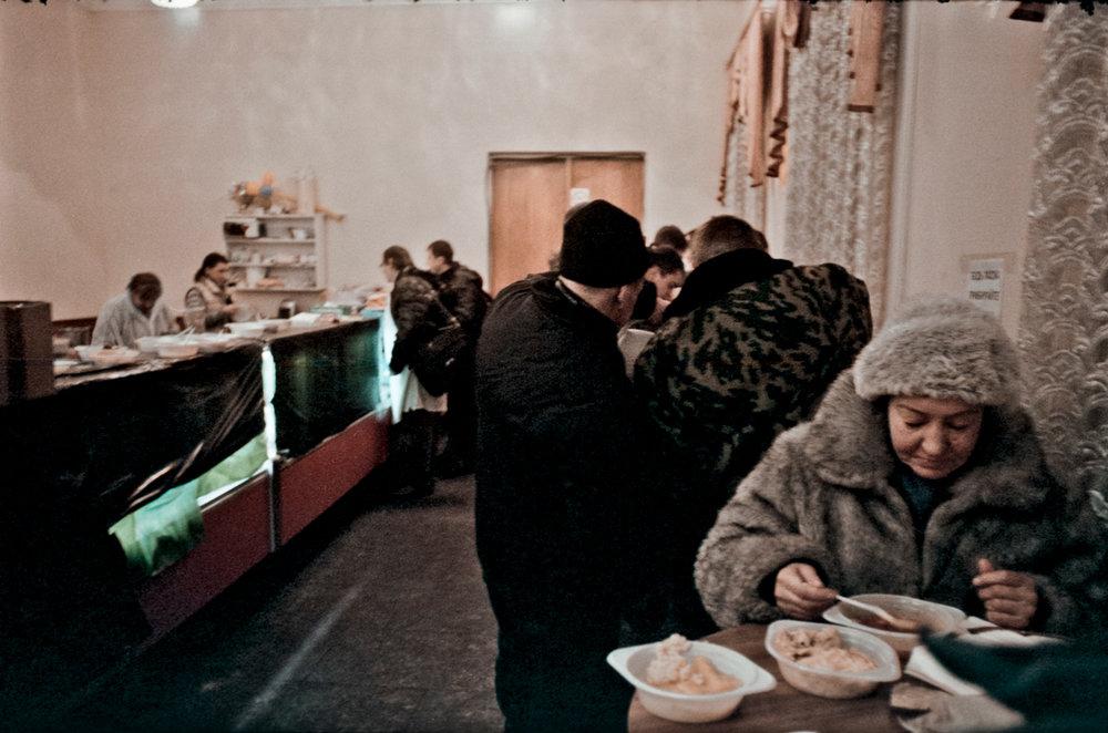 © Sam Asaert - Volunteer Kitchen