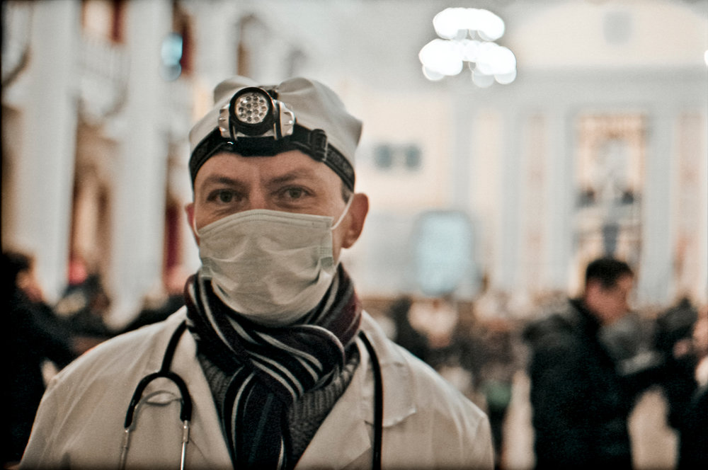 © Sam Asaert - Dr. Pavel