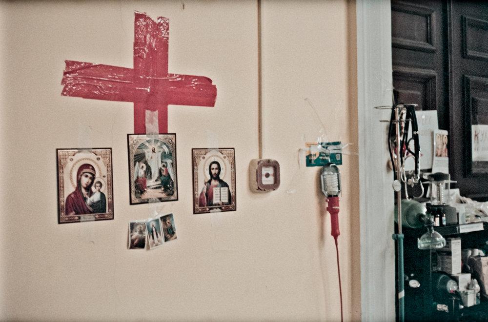 © Sam Asaert - Medical Cross at KMDA