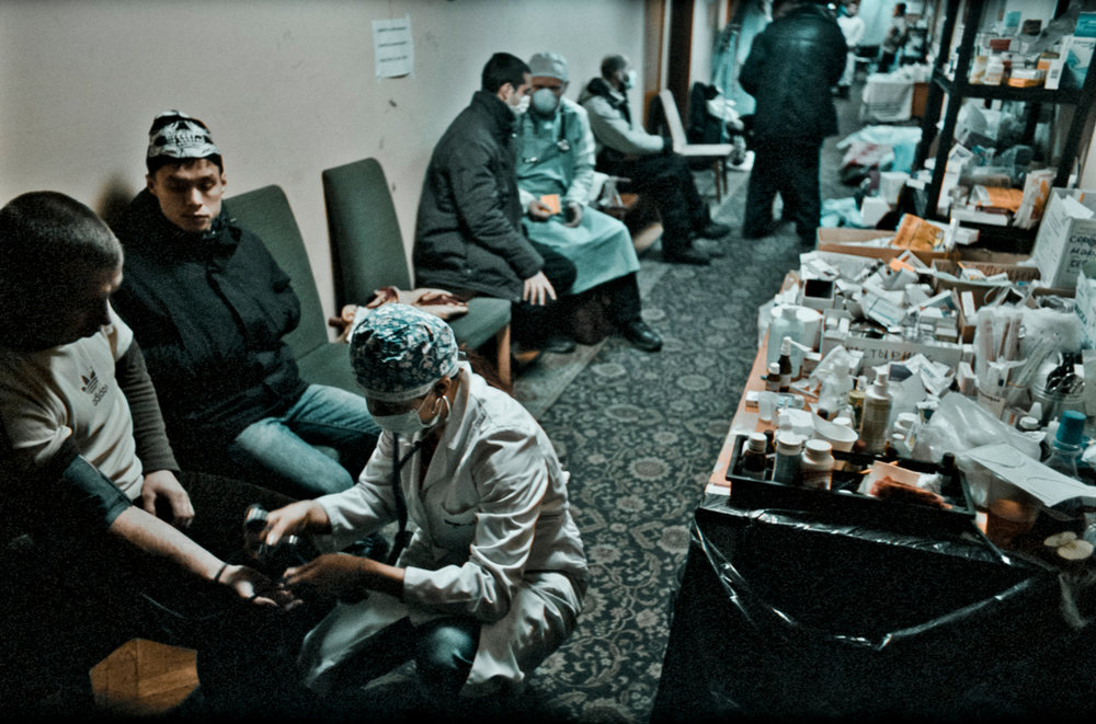 © Sam Asaert - Medical Hall in UTUB