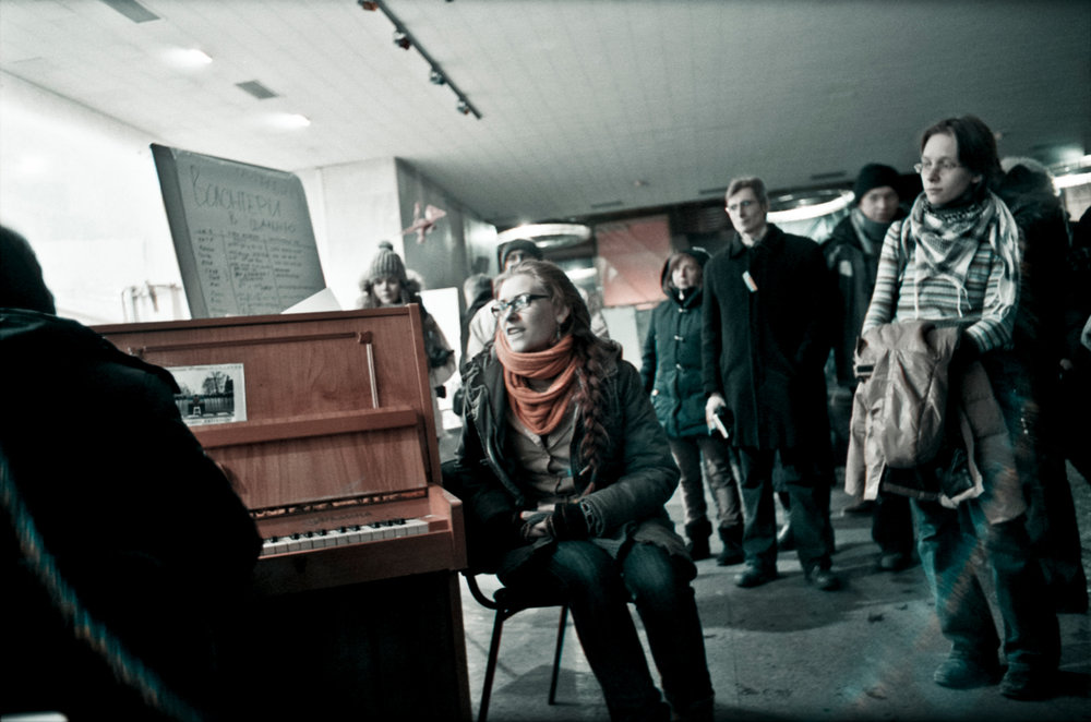 © Sam Asaert - Music at Ukrainian House