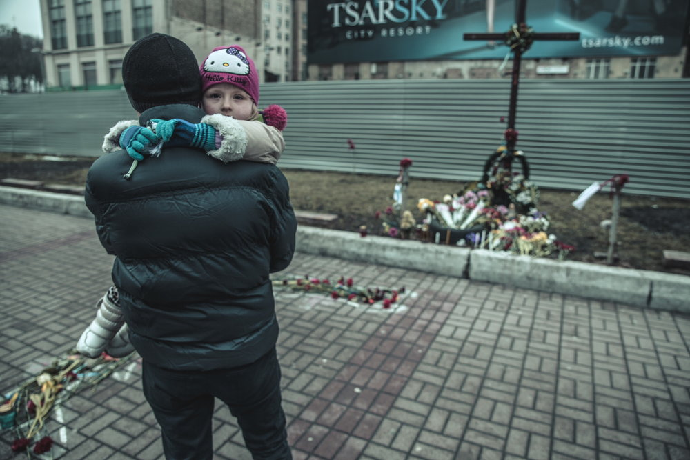 © Sam Asaert - Father and Daughter