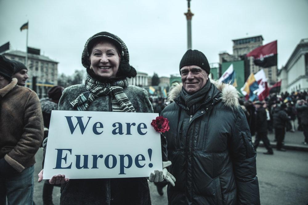 © Sam Asaert - We Are Europe