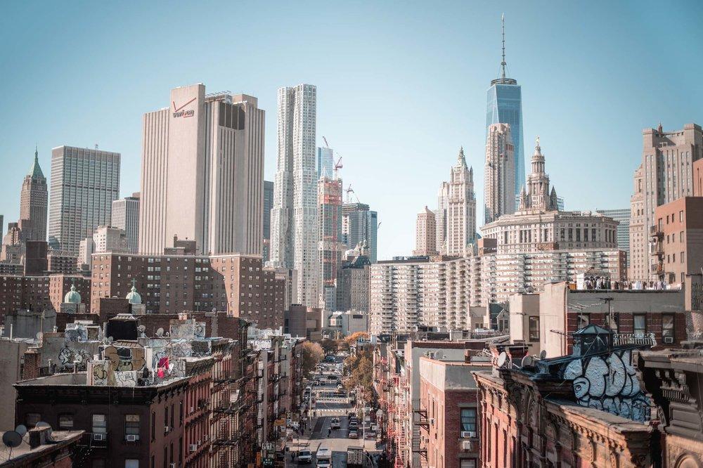 © Sam Asaert - Lower Manhattan