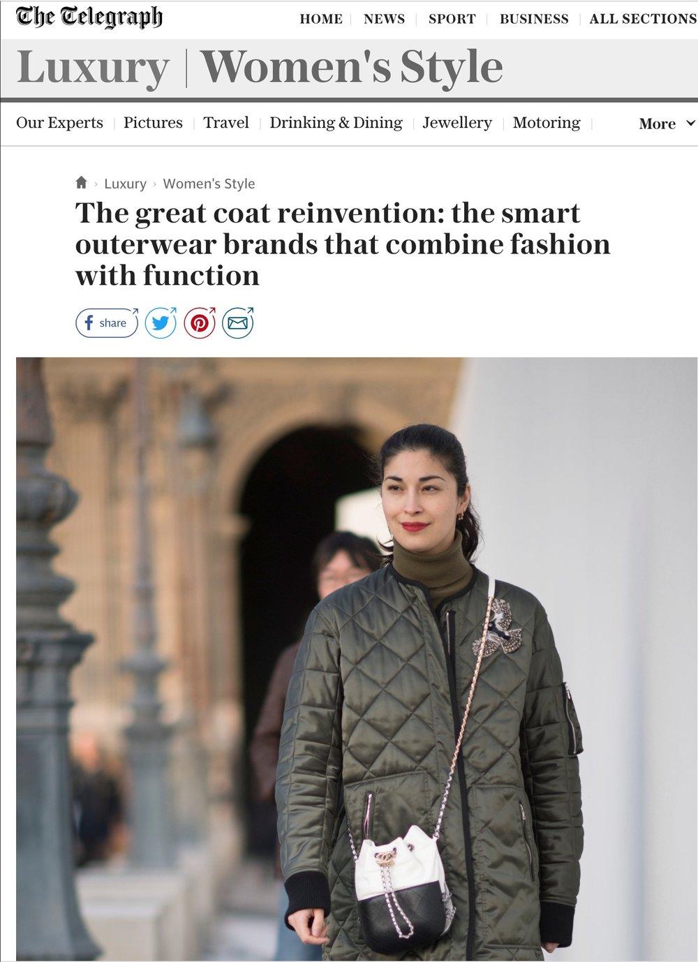 The Telegraph Luxury September 2017