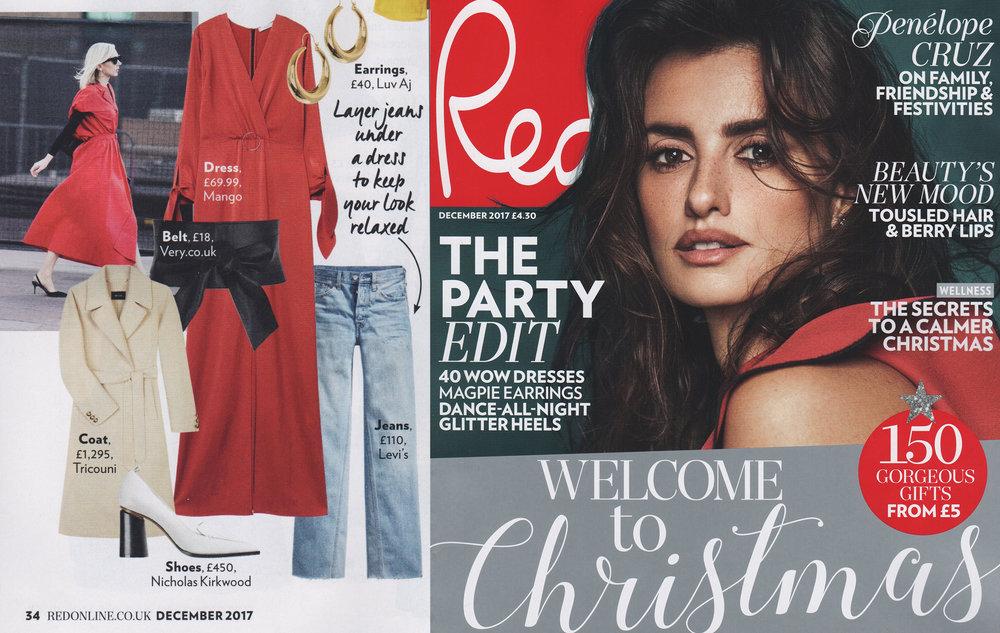 Red Magazine December 2017