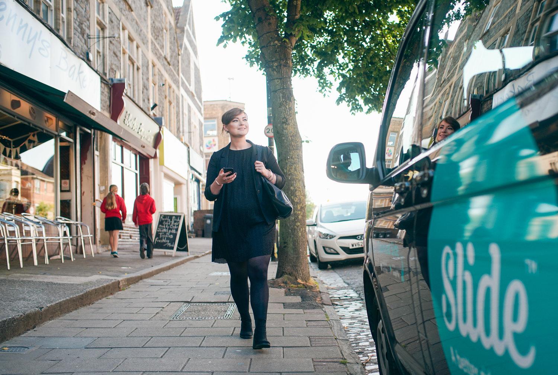 Slide A Smart Bus For Bristol