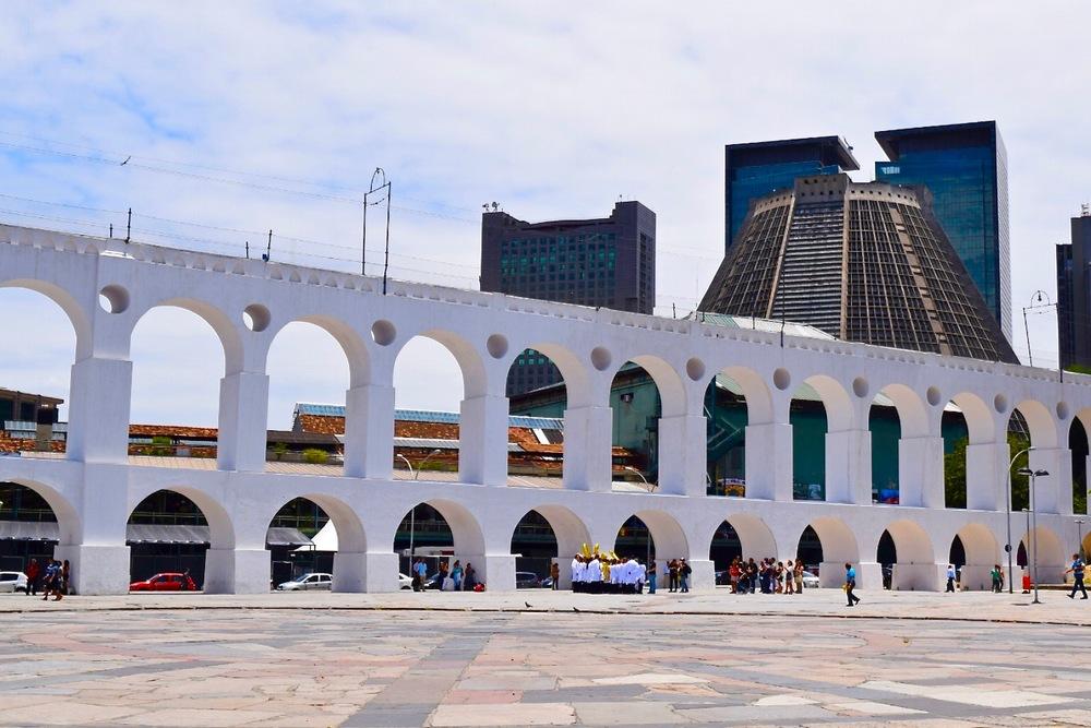 Arcos da Lapa & Catedral Metropolitana