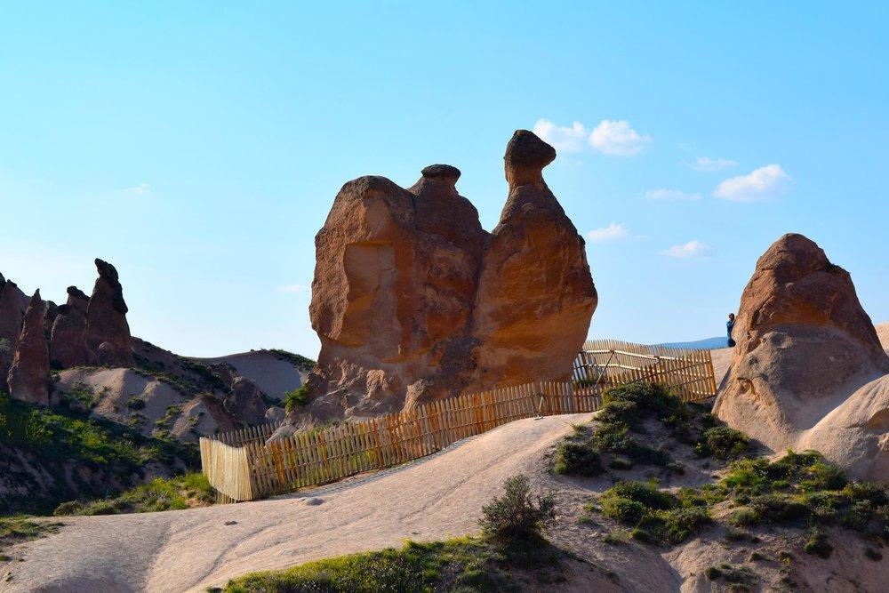 Camel Rock, Cappadocia