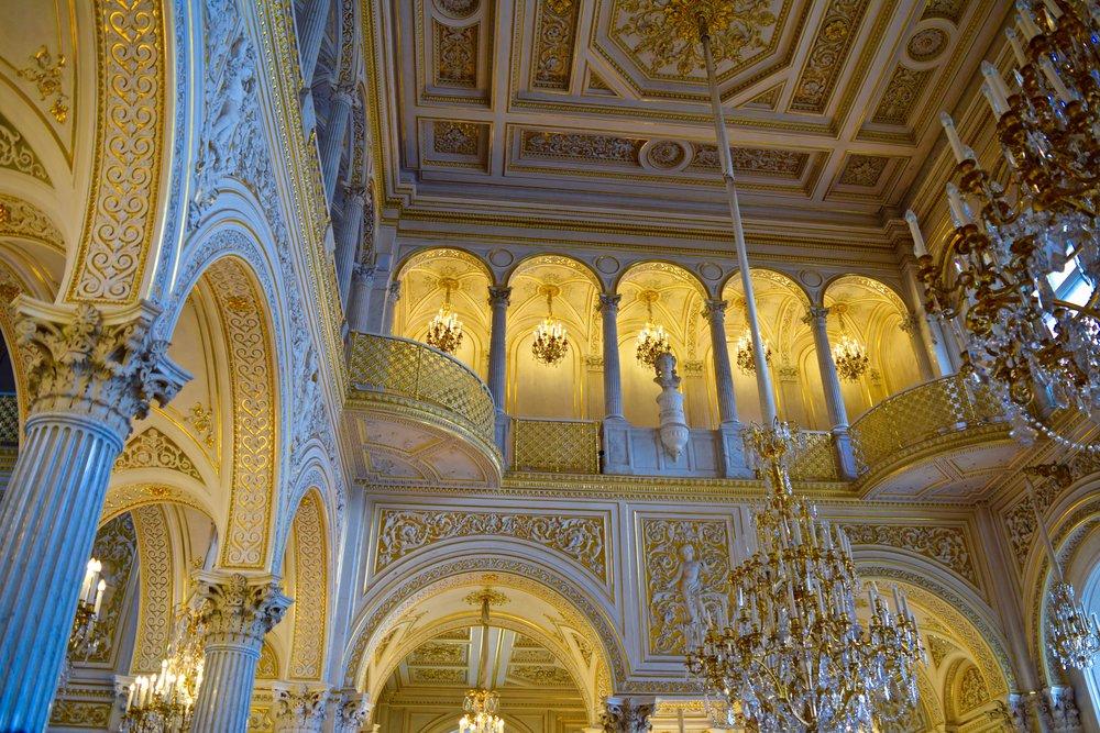 Pavilion Hall, Hermitage Museum
