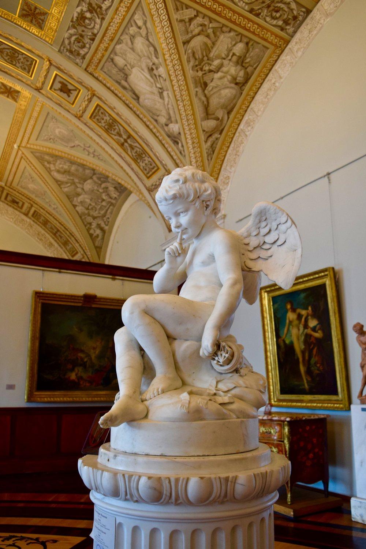 Cupid, Hermitage Museum