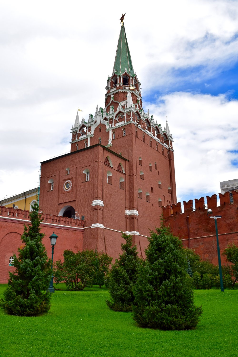 Entrance to the Kremlin