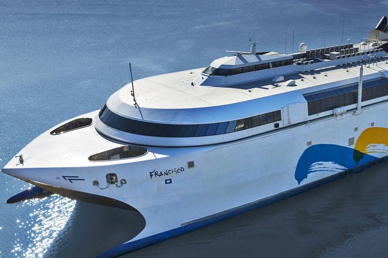 Buquebus ferry