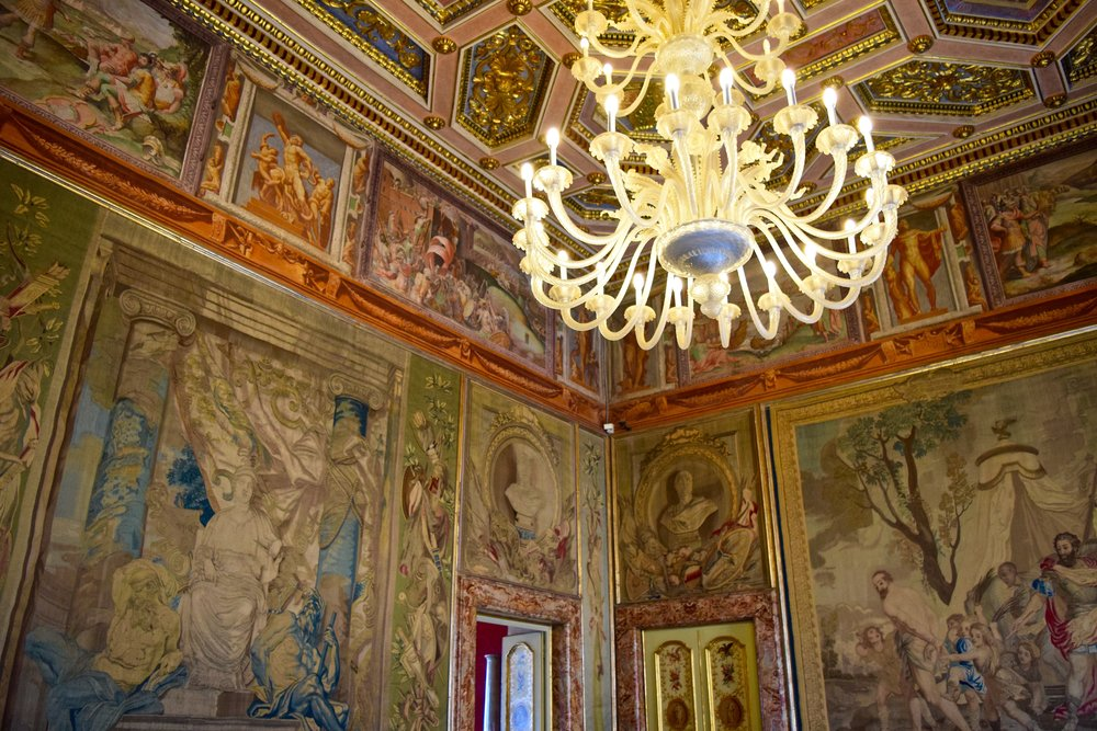 Tapestries Hall, Capitoline Museums