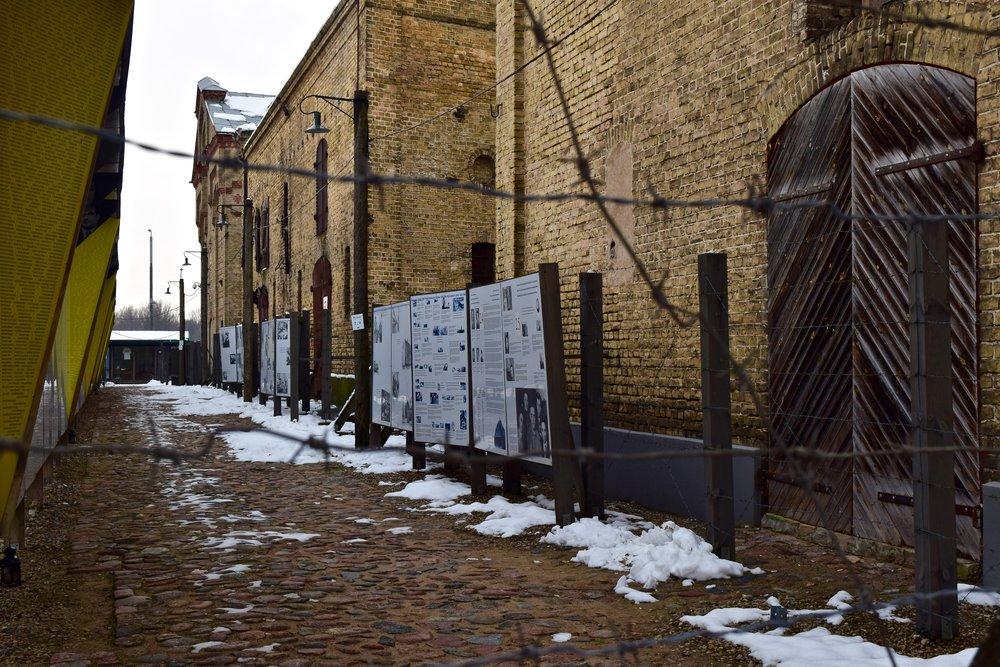 Museo del Gueto y del Holocausto de Letonia