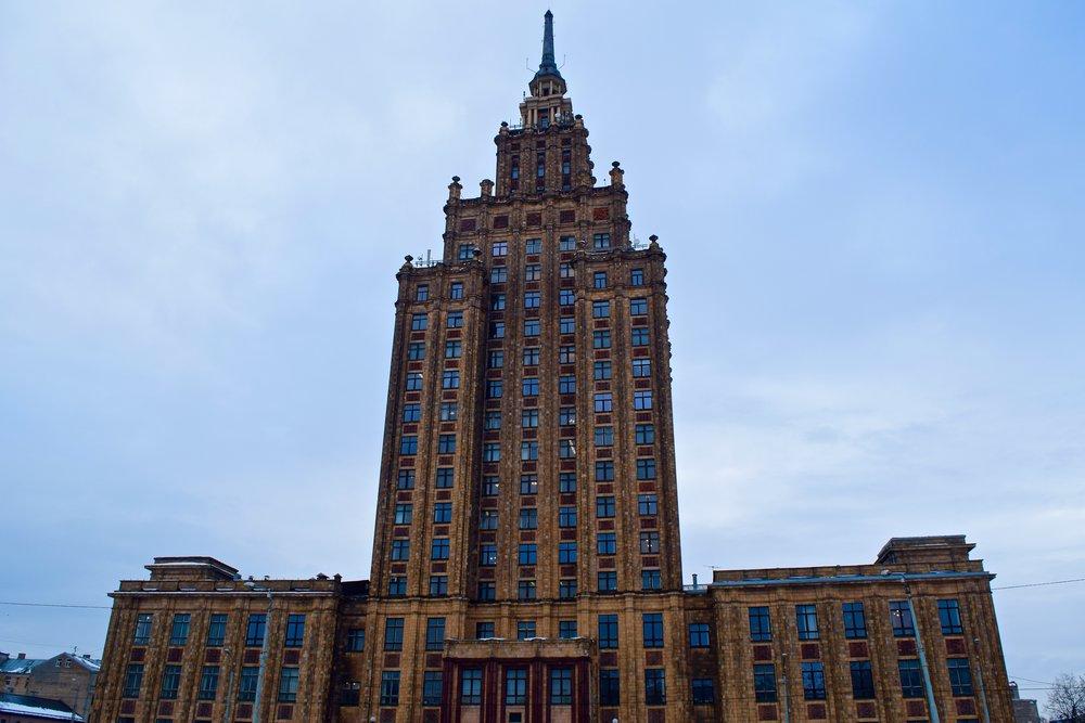Academia de Ciencias de Letonia