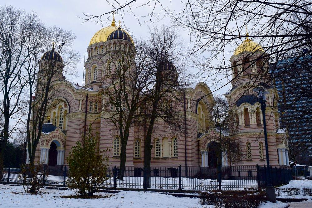 Catedral Ortodoxa de la Natividad de Cristo