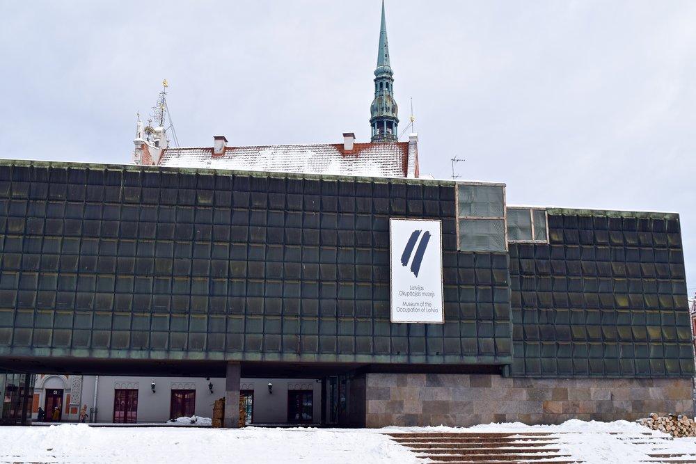 Futuro edificio del museo en el casco antiguo