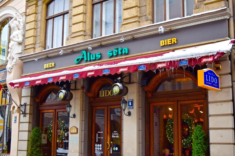 Lido Restaurante Riga