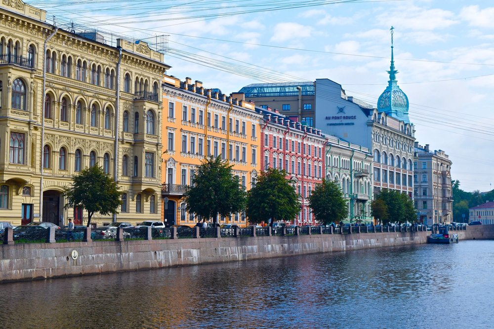 Canal de San Petersburgo