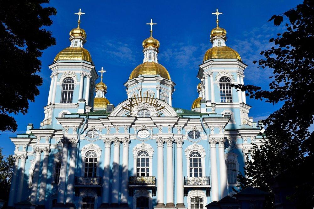 Catedral naval de San Nicolás