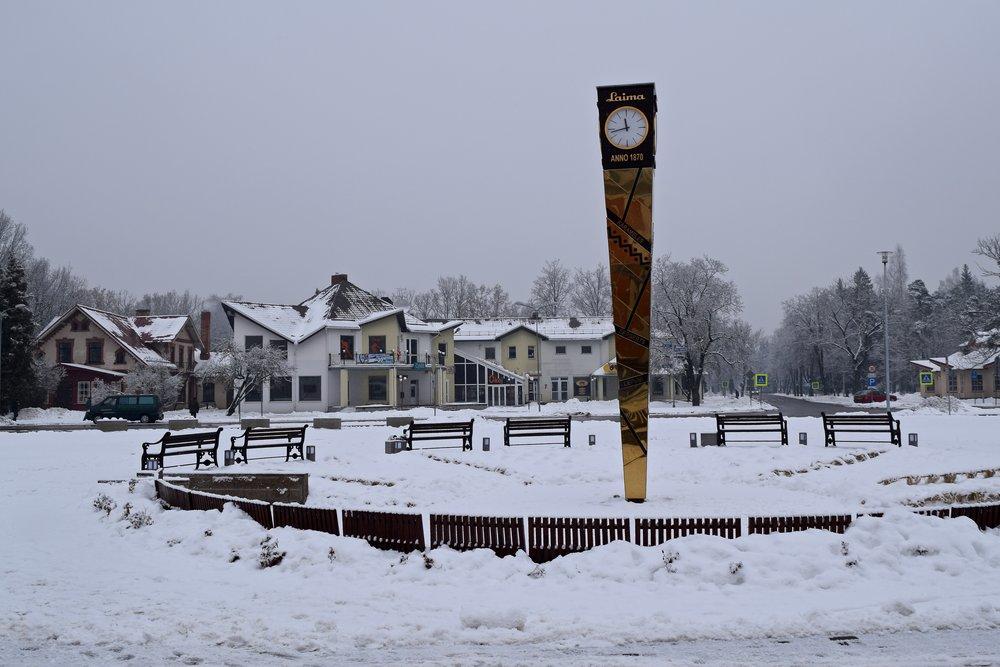 Sigulda town