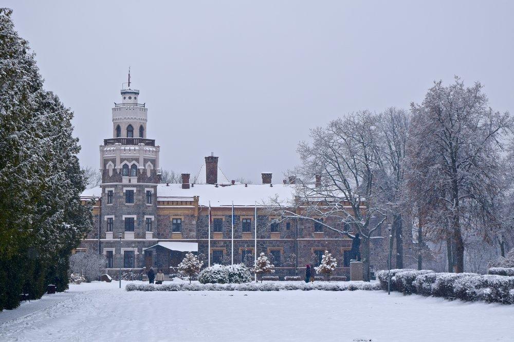 New Castle of Sigulda
