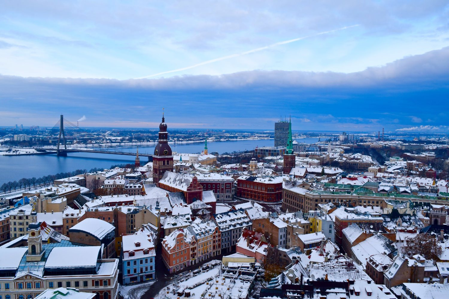 48 hours in riga latvia arw travels