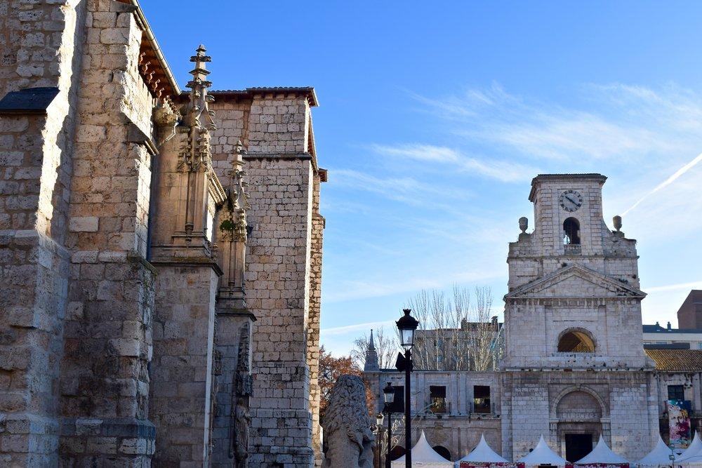 St. Lesmes Abad Church & St. John's Monastery