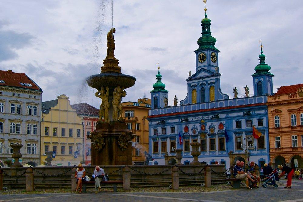 Premysl Otakar II Square