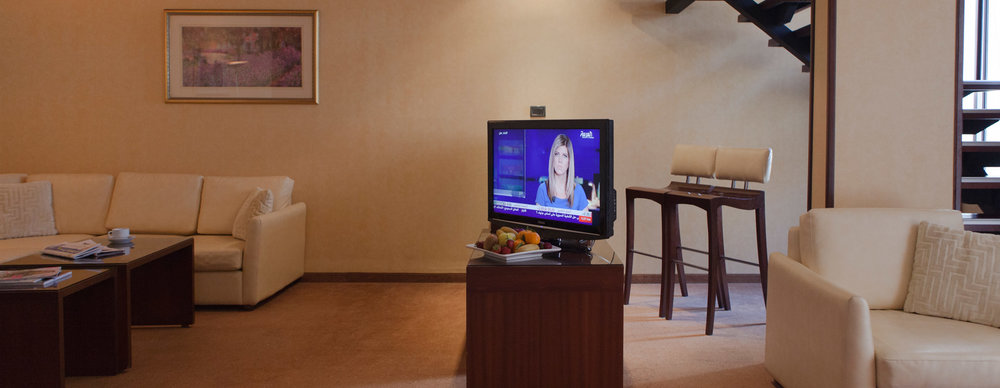 Duplex Suite Mayflower Hotel Beirut