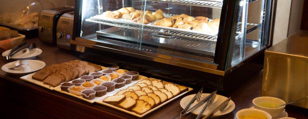 Breakfast Mayflower Hotel Beirut