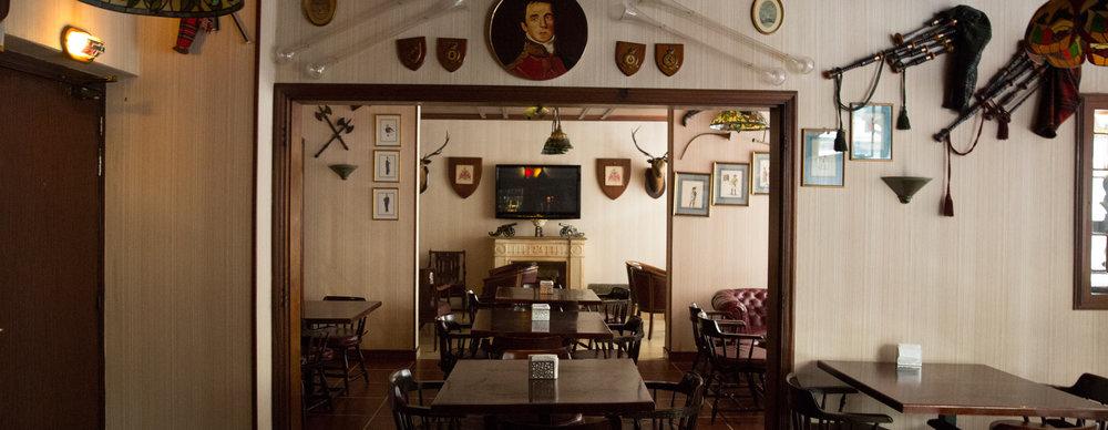 Duke of Wellington Pub Mayflower Hotel Beirut