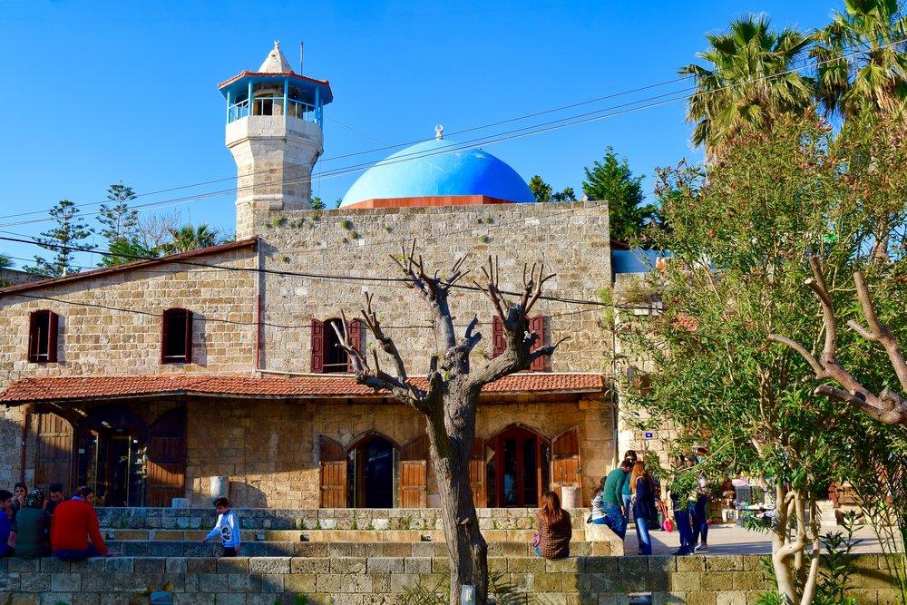 Mezquita del Sultán Abdul Majid
